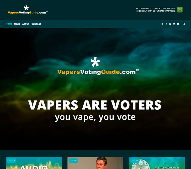 Vapers Voting Guide