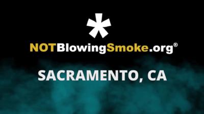 Sacramento Flavor Ban Rally